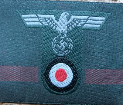 陸軍兵T帽章