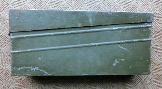 MG3弾薬箱