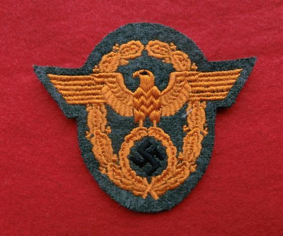鷲型憲兵袖章