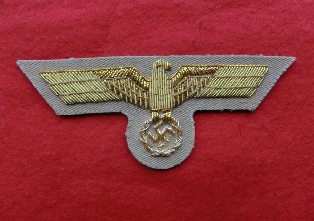 熱帯将軍金鷲国家章