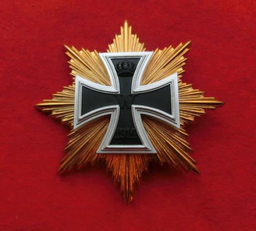 星1914大鉄十字勲章
