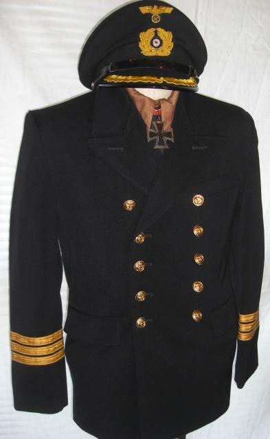 海軍将校リーファージャケット