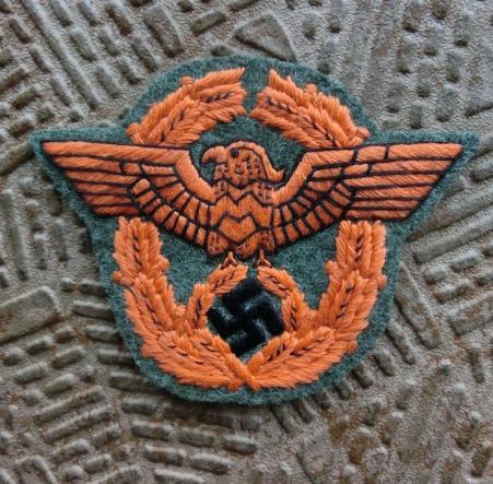 ワシ型野戦憲兵袖章