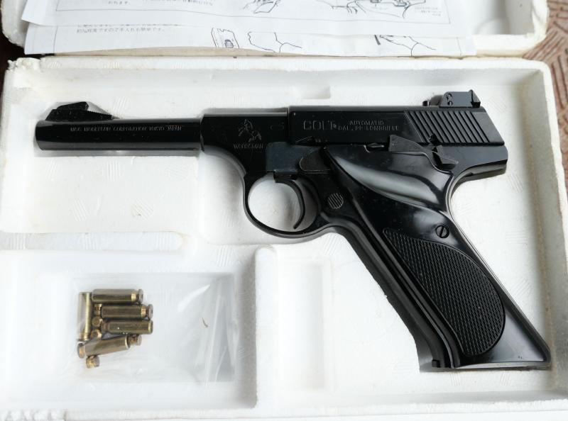 ワルサーPPK初期型
