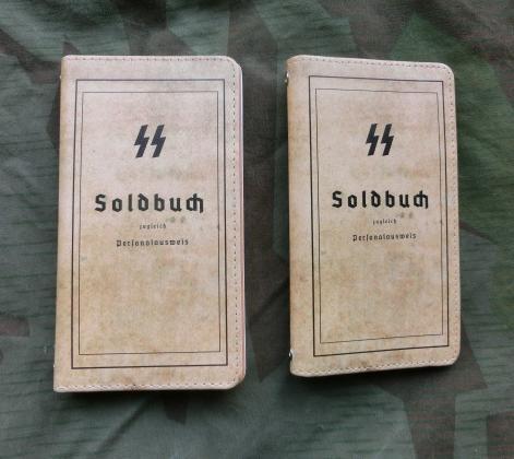 武装SS手帳型スマフォケース