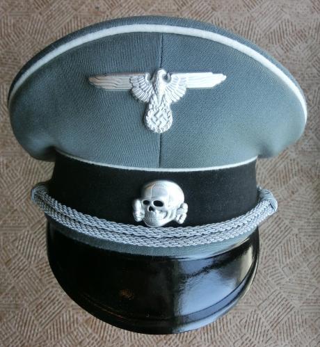ヤンケ親衛隊SS士官制帽