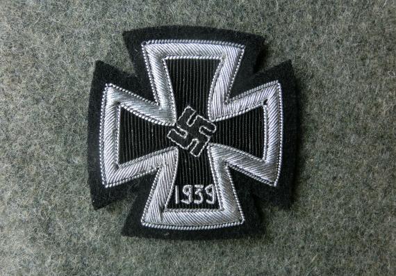 布1939鉄十字章1級