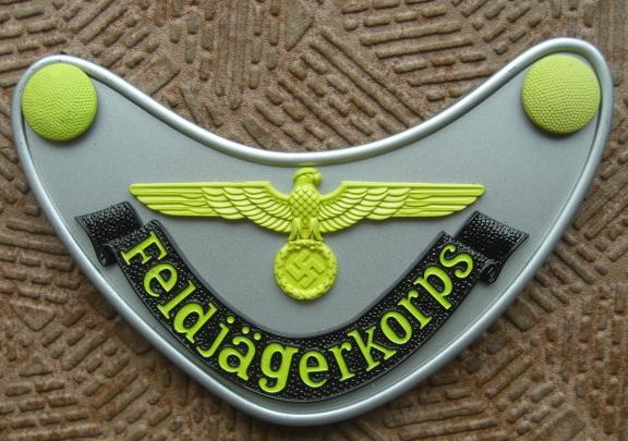 Korps憲兵胸飾り