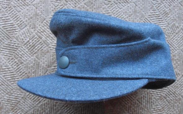 青灰規格帽